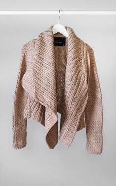cable knit cardigan #swoonboutique