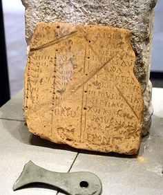Ancient Roman fasti were calendars (fasti) that recorded religious observances and officially commemorated events. They were typically displayed in the form of an inscription at a prominent public location such as a major temple; several of these fasti survive, but in states of varying fragmentation. Some calendars are preserved as papyri or manuscripts.