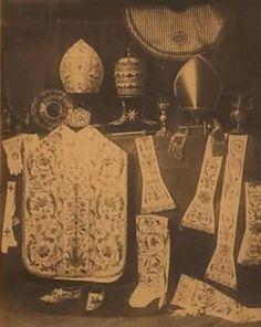 Pius X coronation vestments