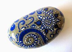 Pintando Piedras 14