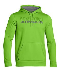 cd8cb4c75 Look at this Under Armour® DFO Armour® Fleece Graphic Hoodie on  zulily  today