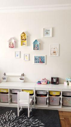 Play room ideas #playroom #storage #playroomstorageideas #ikea