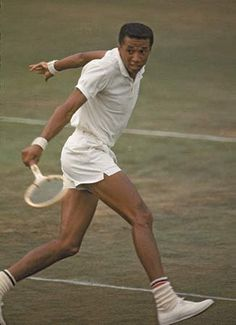 December 12, 1968................Arthur Ashe becomes the 1st African American Male to be ranked #1 in tennis!!!!