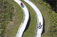 Attitash Alpine Slide, New Hampshire