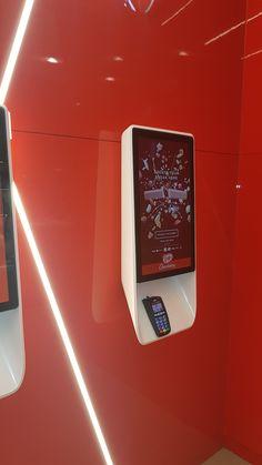 Digital Kiosk, Digital Signage, Digital Menu Boards, Photo Booth Design, Landscape And Urbanism, Interactive Display, Billboard Design, Kiosk Design, Medical Design