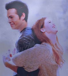 Dylan / Stiles ♦ and ♦ Holland / Lydia