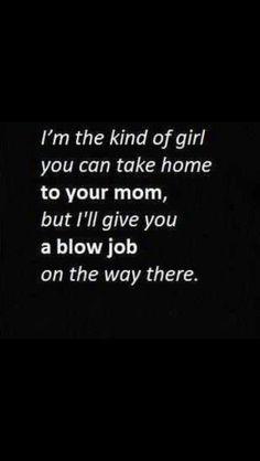 The perfect kind. TGM