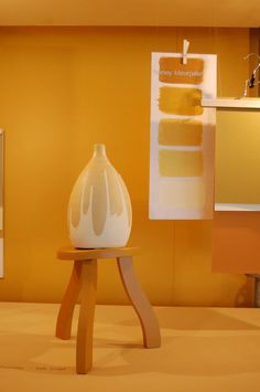 "Flexa (honey colour palet) - as seen at the ""Woonbeurs"" in Amsterdam"