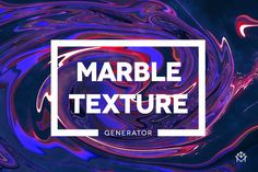 Marble Texture Maker Pro by IngeniousArtist on @creativemarket