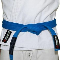 Koral BJJ Blue Belt - A4