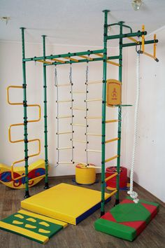 Gym unit- oh if I had the space!!
