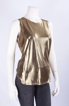 Jacky Luxury Gold Top Outletwww.the-outletstore.net