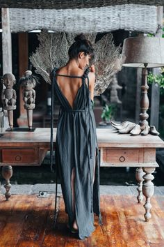 Fantastic maxi dresses are readily available on our internet site. Have a look and you wont be sorry you did. Khadi, Boho Fashion, Fashion Outfits, Fashion Quiz, Fashion Mask, 2000s Fashion, French Fashion, Dress Fashion, Fashion Online