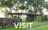 The Glass House - Philip Johnson