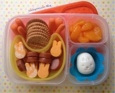 Bunny Box Lunch ~  School Lunch Ideas for Kids