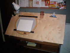animation desk