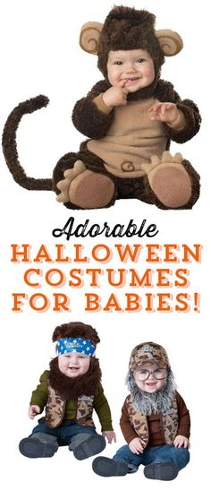Do you have a baby in the family? Check out these super cute Halloween Baby Costumes!! So many adorable ideas with some tips on having a good trick or treat night with your toddlers.