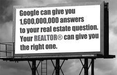 Who Can Best Answer Your Real Estate Questions