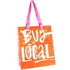 Buy Local Lilly Pulitzer tote