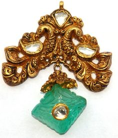 Dancing Birds With Emerald