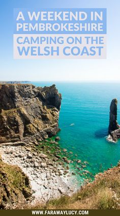 A Weekend in Pembrokeshire: Camping on the Coast, TRAVEL, A Weekend in Pembrokeshire: Camping on the Coast. 48 Hours in Pembrokeshire, South West Wales. Camping weekend at R. Camping Europe, Europe Travel Tips, Travel Guides, Places To Travel, Travel Destinations, Wales Camping, Travel Hacks, Traveling Tips, Packing Tips