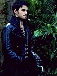 Captain Hook. ERMERGERSH HOW I LOVE HIM.