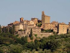 Panicale Italy