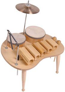 table top percussion set