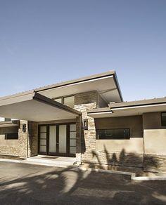 exterior - contemporary - entry - san francisco - Mark English Architects, AIA