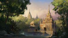 avatar the last airbender temple - Pesquisa Google