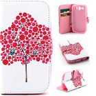Flip Clip Stand Wallet Card Leather Case Cover For Samsung Galaxy S3 Design 3