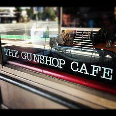 The Gunshop Cafe #westend #brisbane #rentalexpress