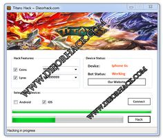 Titans Hack Cheats Unlimited Lyras Unlimited Coins For Android And Ios   Dieorhack