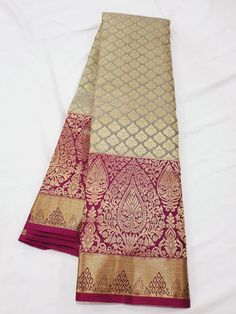 Khadi Saree, Silk Saree Kanchipuram, Organza Saree, Cotton Saree, Wedding Saree Blouse, Wedding Silk Saree, Saree Dress, Golden Saree, Pure Silk Sarees