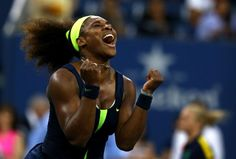 Serena Wins U.S. Open
