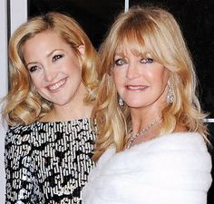 Goldie Hawn & Kate Hudson
