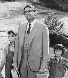 To Kill A Mockingbird is one of my favorite books and movies. Love Gregory Peck as Atticus Finch