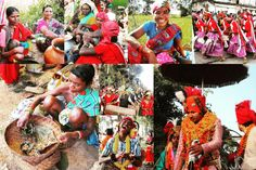 """Only a few lines in one of the most famous guidebooks. Tribal #Chhattisgarh, close to Odisha, seemed liked a paradise for intrepid explorers. """"42 different ethnic groups"""", """"tribal haats"""" (markets), """"chapura"""" (alive ants), """"Dussehra festival""""… My soul of apprentice ethnologist couldn't resist for long. After checking a few Indian websites, my decision was taken : I would reach #Jagdalpur for #Dussehra. I couldn't imagine how much this decision would change my life forever…"""