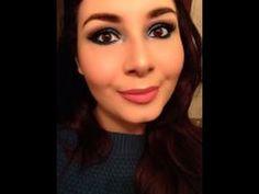 PREFERITI IN AZIONE! Gennaio - Smoky Blu + Applicazione Eyeliner