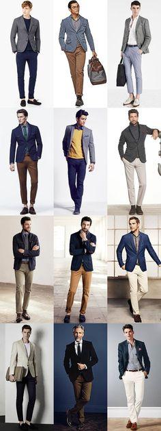 4 Essential Smart-Casual Pieces | FashionBeans More