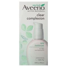 Aveeno® Clear Complexion Daily Moisturizer- 4 Oz : Target