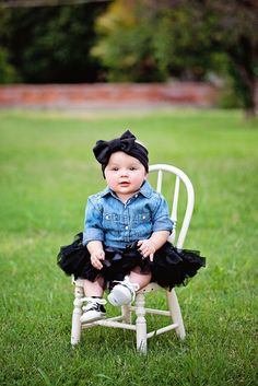 Six Month Baby Girl Photos