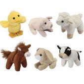 Mini Farm Beanie Toy 1st Party Bag Filler