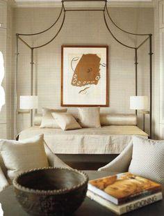 Canopy bedroom design