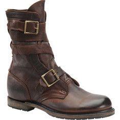 43cca2d67b2 Vintage Shoe Company Isaac Tanker Boot