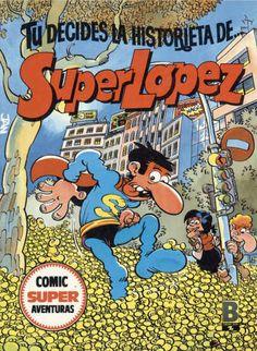 Super Lopez cómic