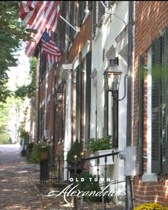 Oh The Places You'll Go, Places To Visit, Old Town Alexandria, Virginia Is For Lovers, Beautiful Places To Travel, Close To Home, Greatest Adventure, Southern Living, Vacation Spots