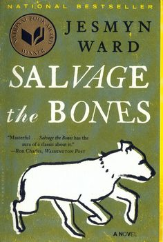 Salvage The Bones by Jesmyn Ward: Enduring a hardscrabble existence as the children of alcoholic and absent parents, four siblings from a coastal Mississippi town prepare their meager stores for the arrival of Hurricane Katrina while struggling with such challenges as a teen pregnancy and a dying litter of prize pups. It was the title for the 20 & 30-Something Book Discussion on December 10, 2012