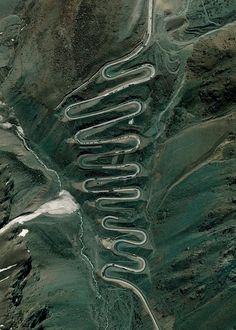 18 splendides images satellites qui vont radicalement changer votre façon de voir le monde