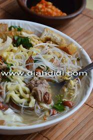 Diah Didi S Kitchen Bakmi Ketoprak Resep Masakan Masakan Resep